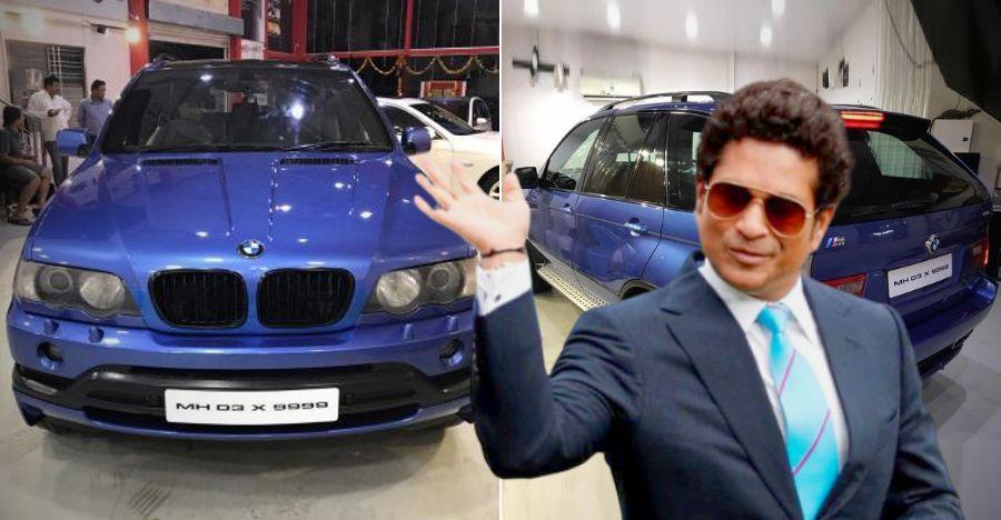 Sachin Tendulkar की BMW X5M बिक्री पर: भारत में केवल एक है