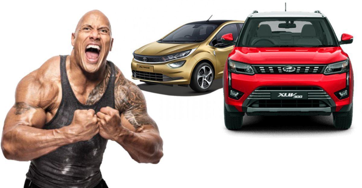 भारत में बिकने वाली 10 SAFEST कारों में से 8 भारतीय ब्रांडों से हैं: Tata & Mahindra इस सूची का नेतृत्व करती हैं