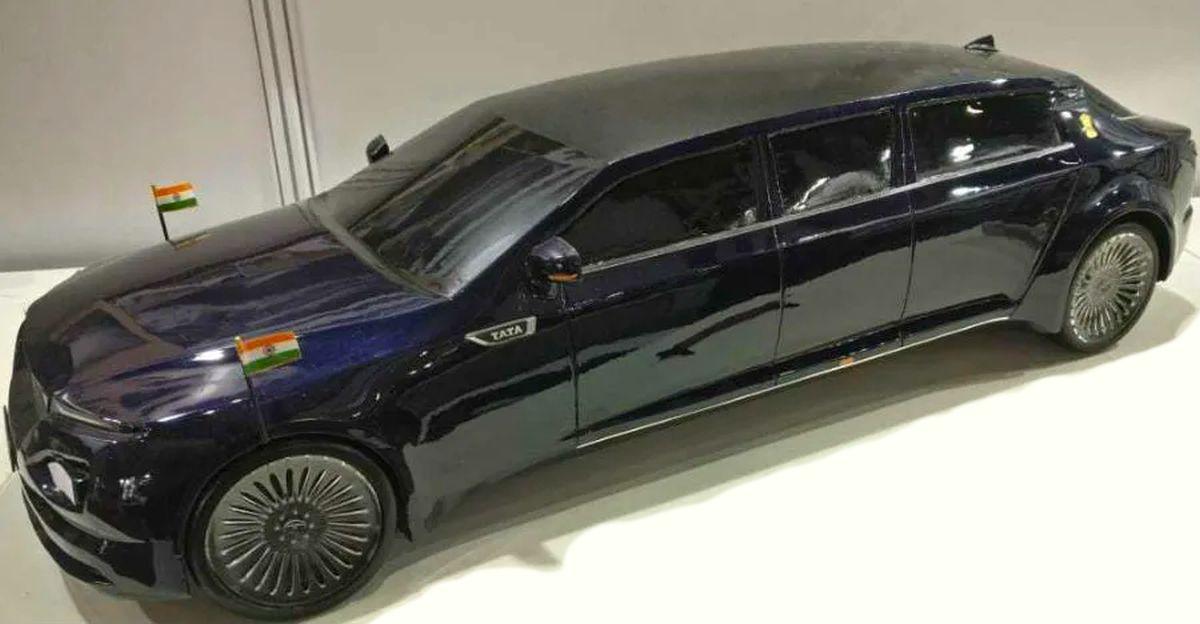 Tata Garuda, 'आत्मनिर्भर' Limousine, Tata Motors पीएम के लिए निर्माण कर सकती है