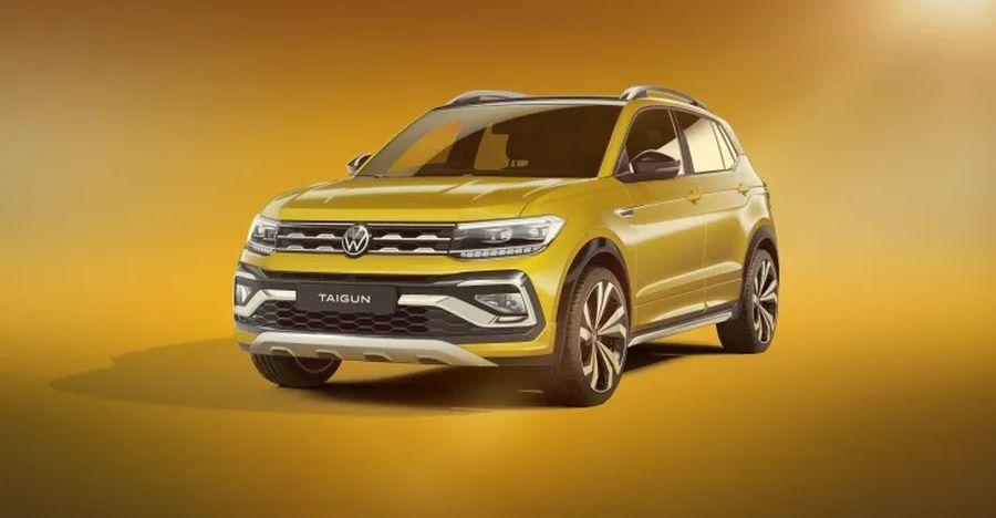 Volkswagen India, आधिकारिक वेबसाइट पर अपनी Hyundai Creta चैलेंजर, Taigun को दिखाया