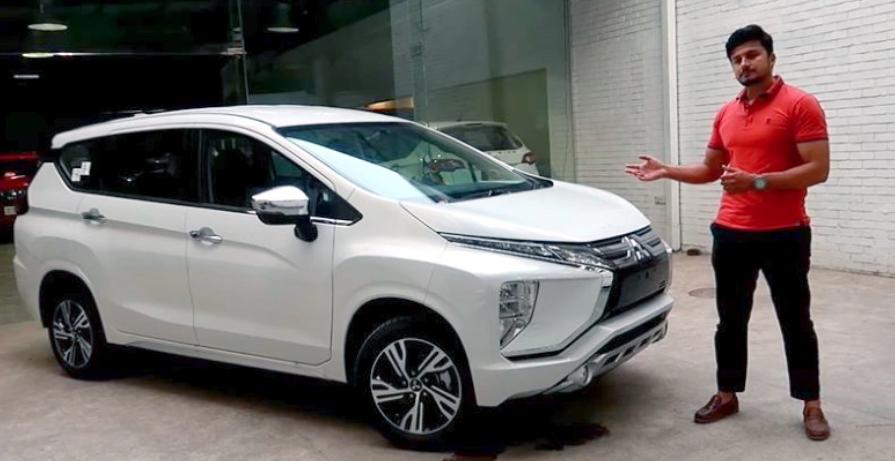 7 सीट XPander: भारत के लिए Mitsubishi की अगली बड़ी बात वीडियो पर विस्तृत है