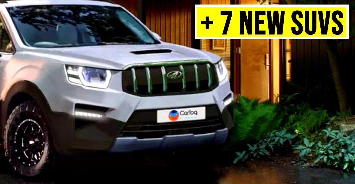 अगले साल लॉन्च होने वाले 8 नए Hyundai Creta Rivals