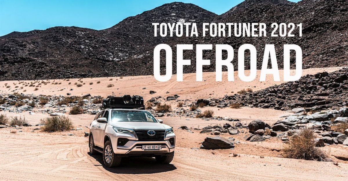 Toyota Fortuner Facelift के मालिक ने बताया कि नई SUV 4,000 किलोमीटर तक ड्राइविंग करने के बाद कैसा प्रदर्शन करती है