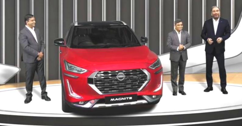 Nissan Magnite कॉम्पैक्ट एसयूवी को भारत में 4.99 लाख की शुरुआती कीमत पर लॉन्च किया