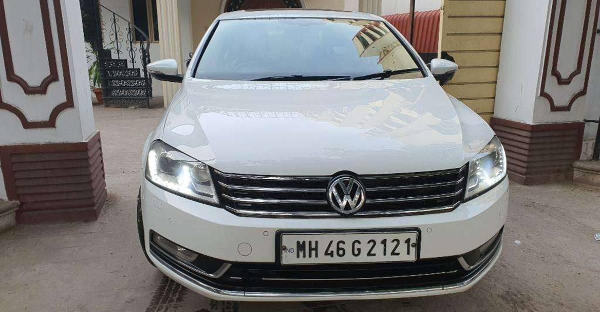 6 Volkswagen Passat सेडान की कीमत 6 लाख रुपये से कम