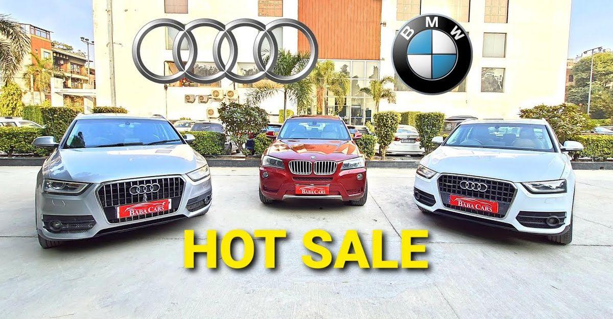 10 लाख से शुरू होने वाली Audi और BMW लक्जरी कारों के स्वामित्व वाली