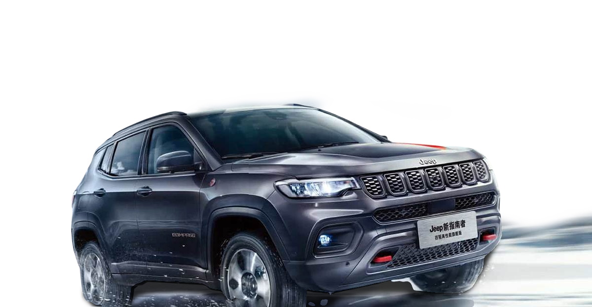 Jeep Compass SUV Facelift को 7 जनवरी 2021 को लॉन्च किया जाएगा