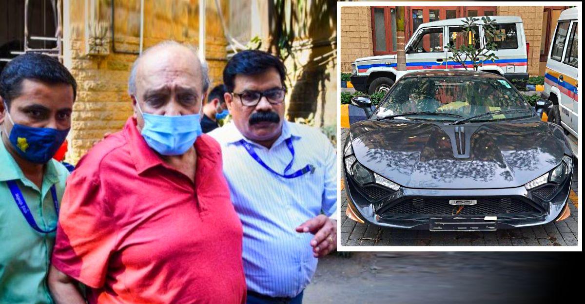 Mumbai Police ने कार डिजाइनर Dilip Chhabria को कई धाराओं के तहत बुक किया