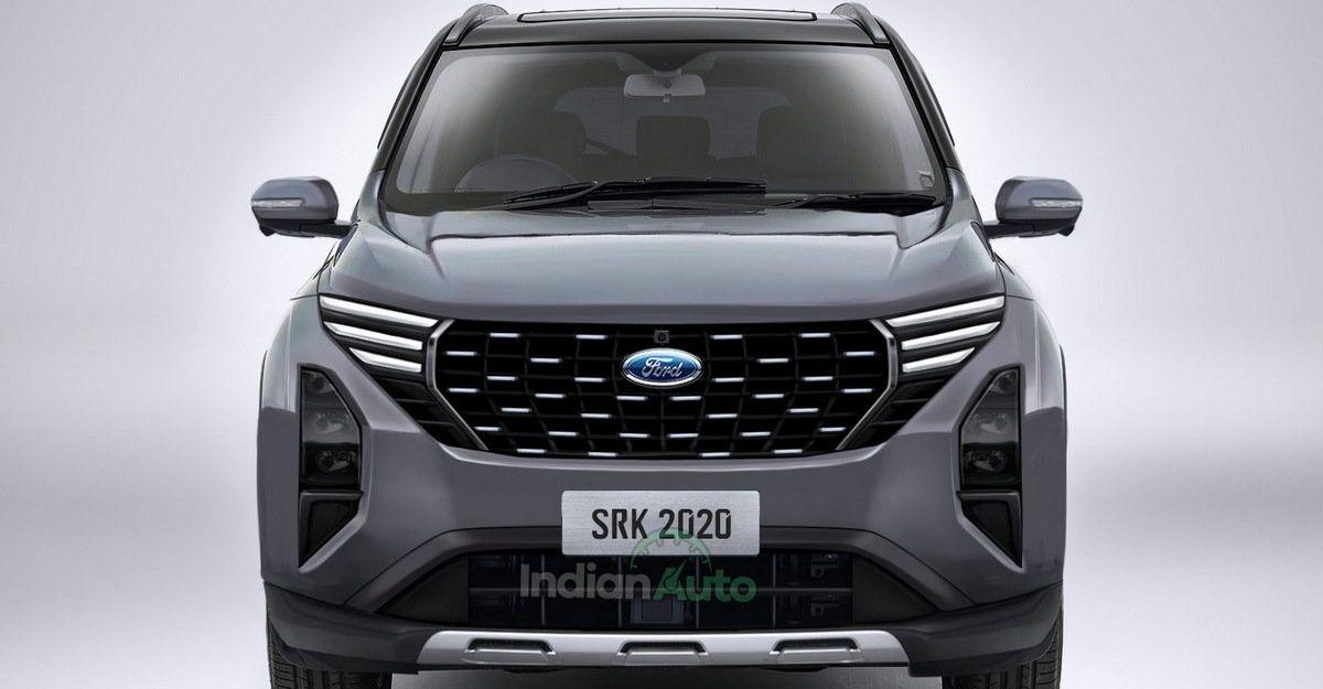 Ford C-SUV, सभी नए Mahindra XUV500 पर आधारित है