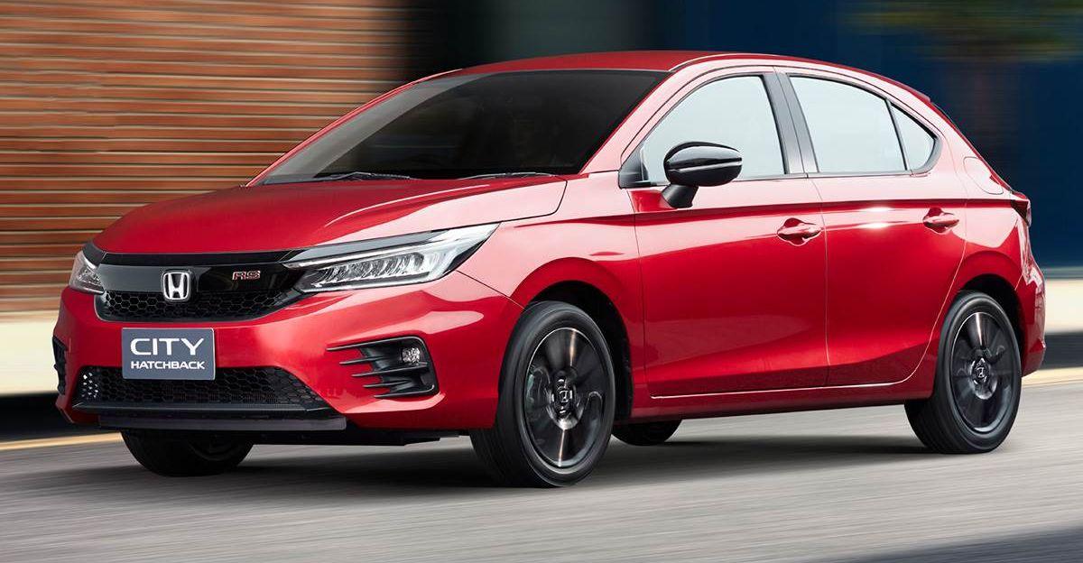 एशियाई बाजारों में Jazz को बदलने के लिए Honda City Hatchback