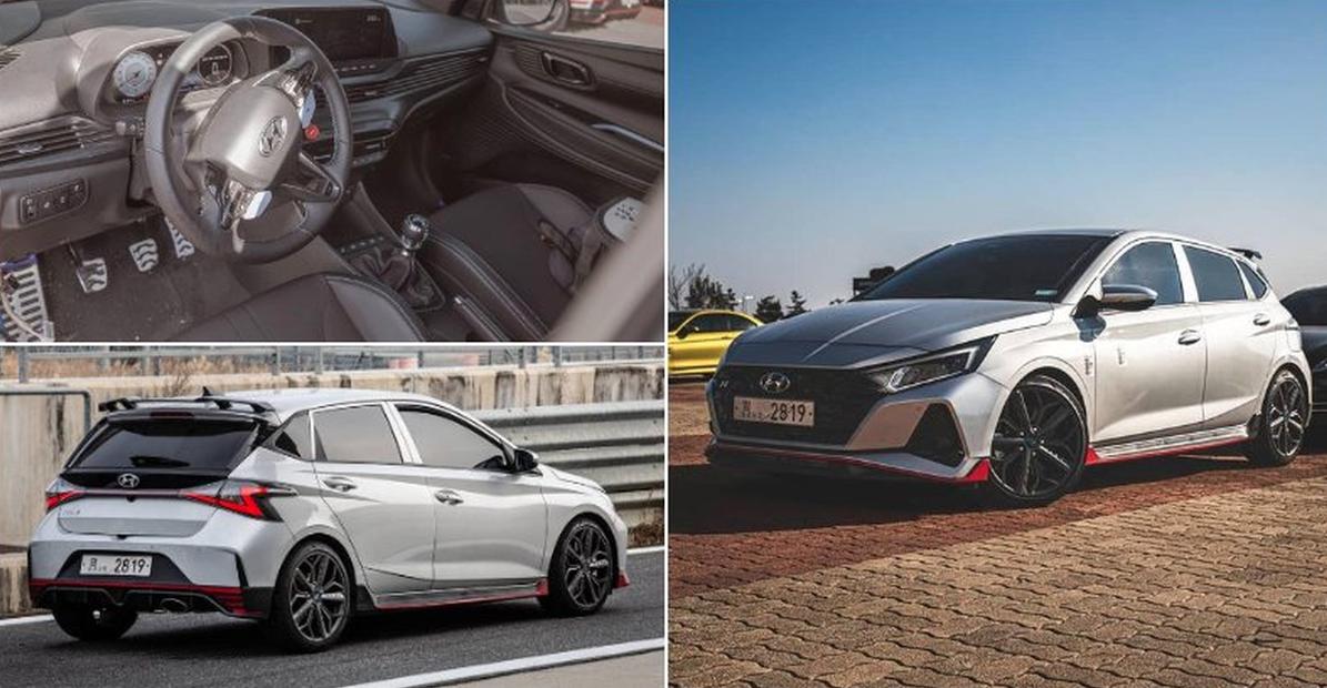 Hyundai i20 N अब तक का सबसे तेज i20 है: छवियों में