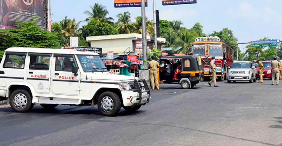 केरल के DGP ने कहा कि पुलिस वाहनों पर पर्दे, Sun Film और Bull Bars न लगाएं