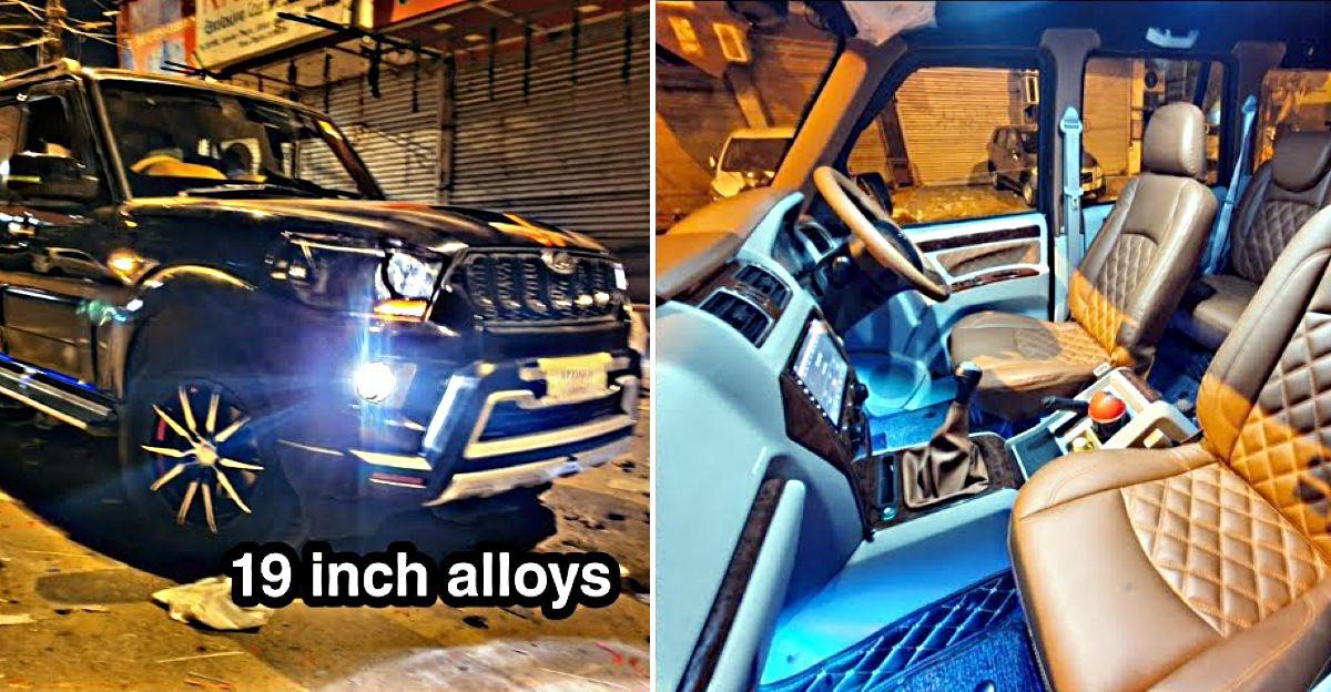 Mahindra Scorpio S5 को टॉप-एंड S11 ट्रिम में मॉडिफाई किया गया