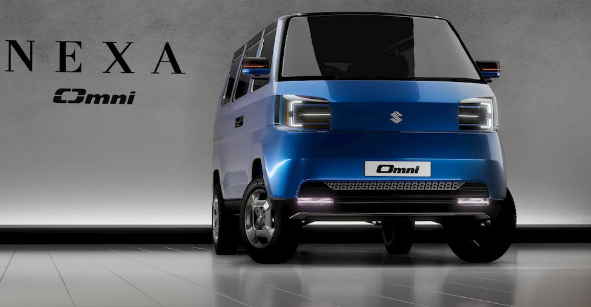 Maruti Suzuki Omni Electric Van प्रस्तुत किया गया