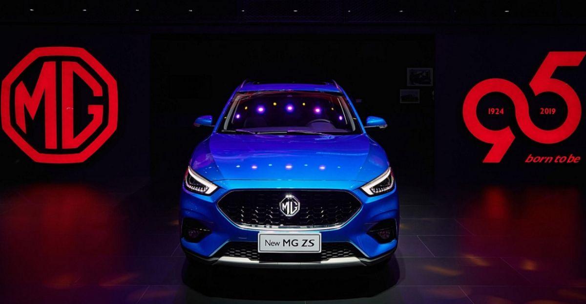 2021 में MG Motor 4 एसयूवी लॉन्च करेगी