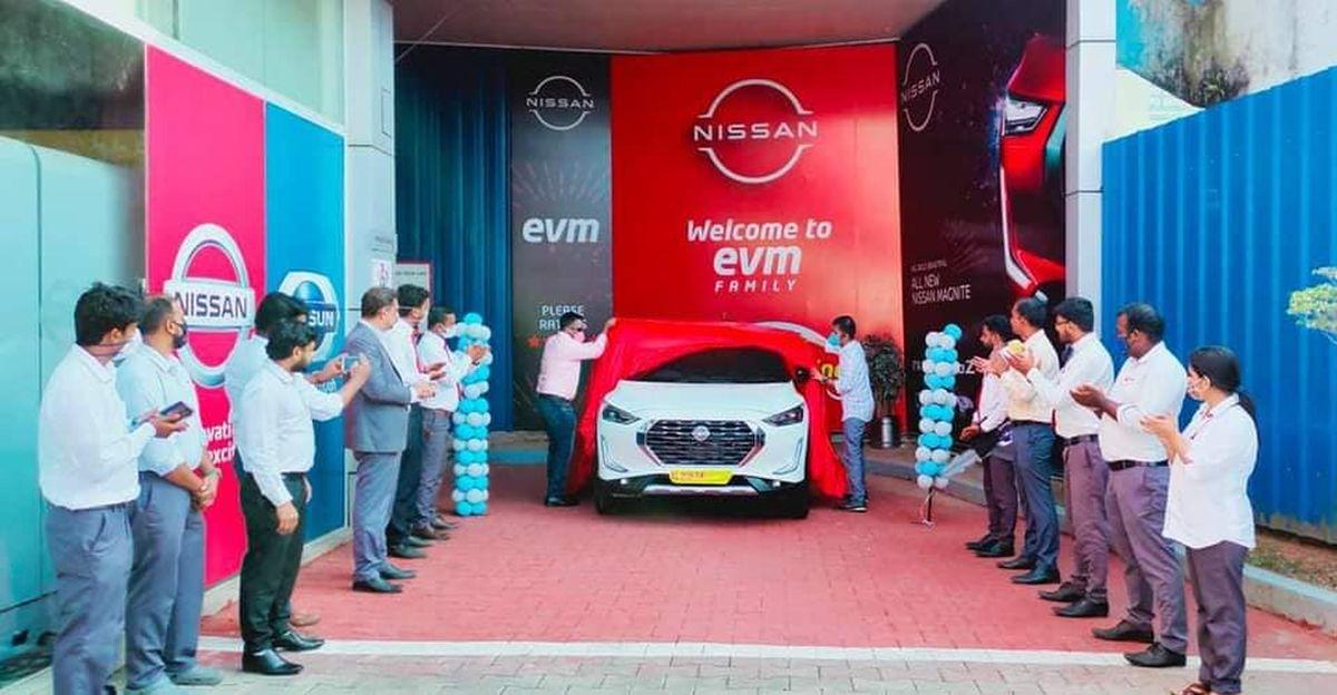Nissan Magnite डिलीवरी शुरू, जनवरी 2021 में की कीमतें बढ़ेंगी