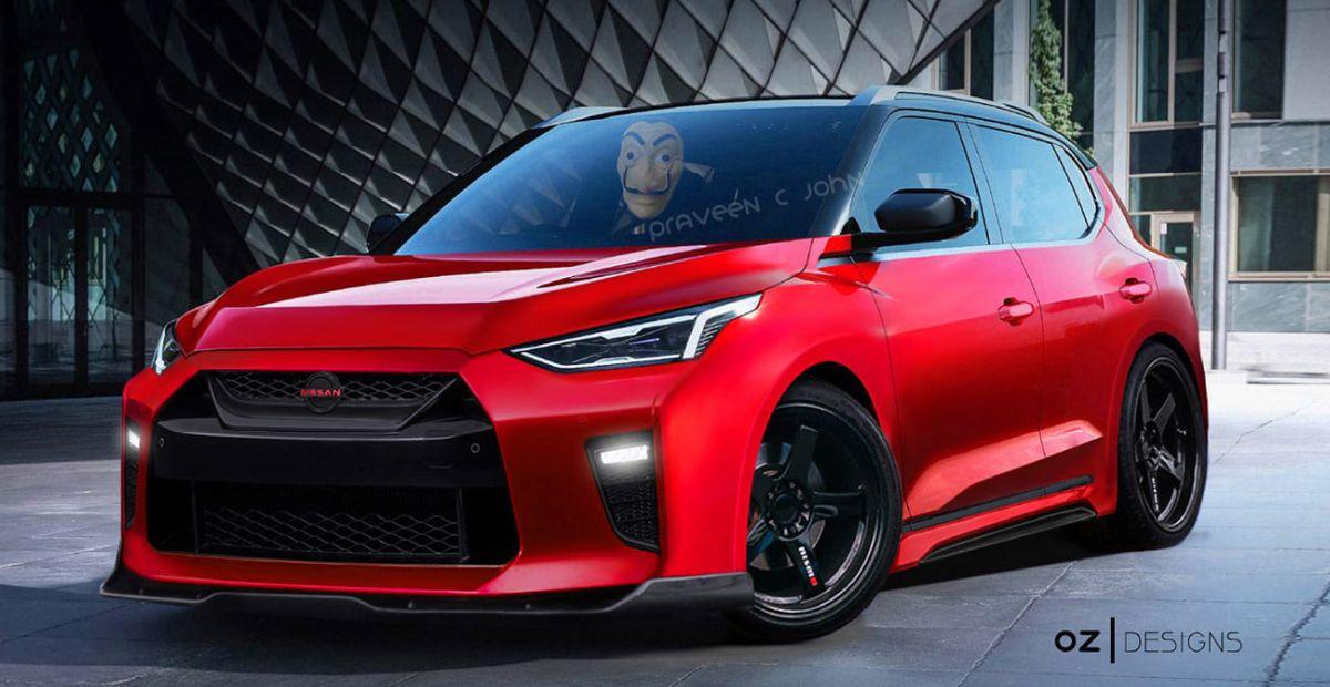 Nissan Magnite कॉम्पैक्ट एसयूवी GT-R किट के साथ एक कम सवार के रूप में नए तरीके से बनाया गया
