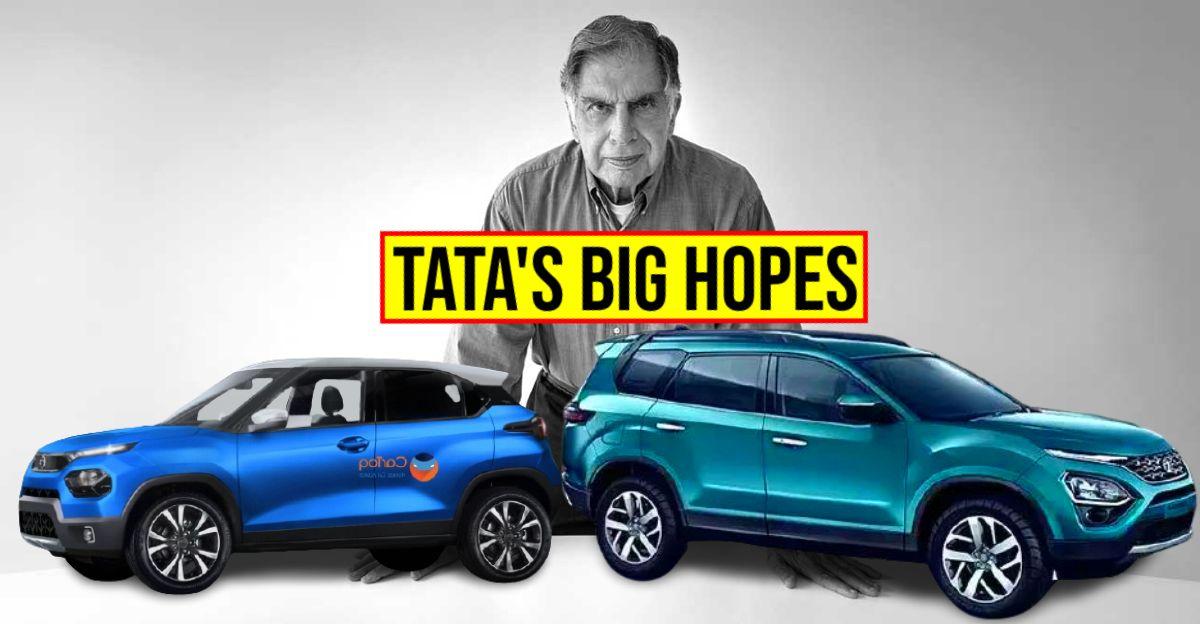 Tata Motors ने Gravitas और HBX SUV पर बड़ी उम्मीदें लगाईं है