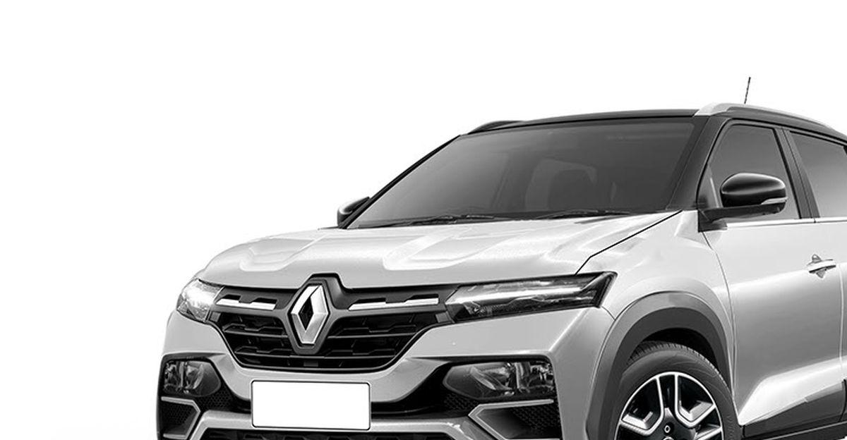 भारत में Renault की अगली बड़ी लॉन्चिंग Kiger कॉम्पैक्ट SUV है, जिसका प्रोडक्शन वर्जन प्रस्तुत किया गया है