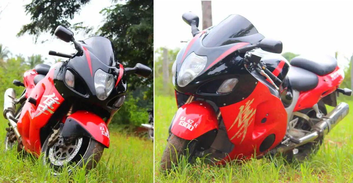 3 Used Suzuki Hayabusa Superbikes कीमत 4 लाख रुपये से शुरू
