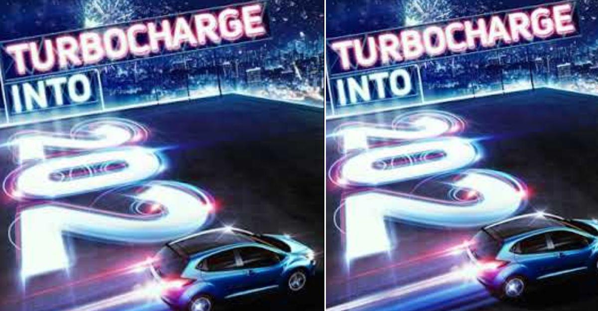 Tata Motors ने जनवरी 2021 के लॉन्च से पहले Altroz Turbo Petrol का टीज़र जारी किया