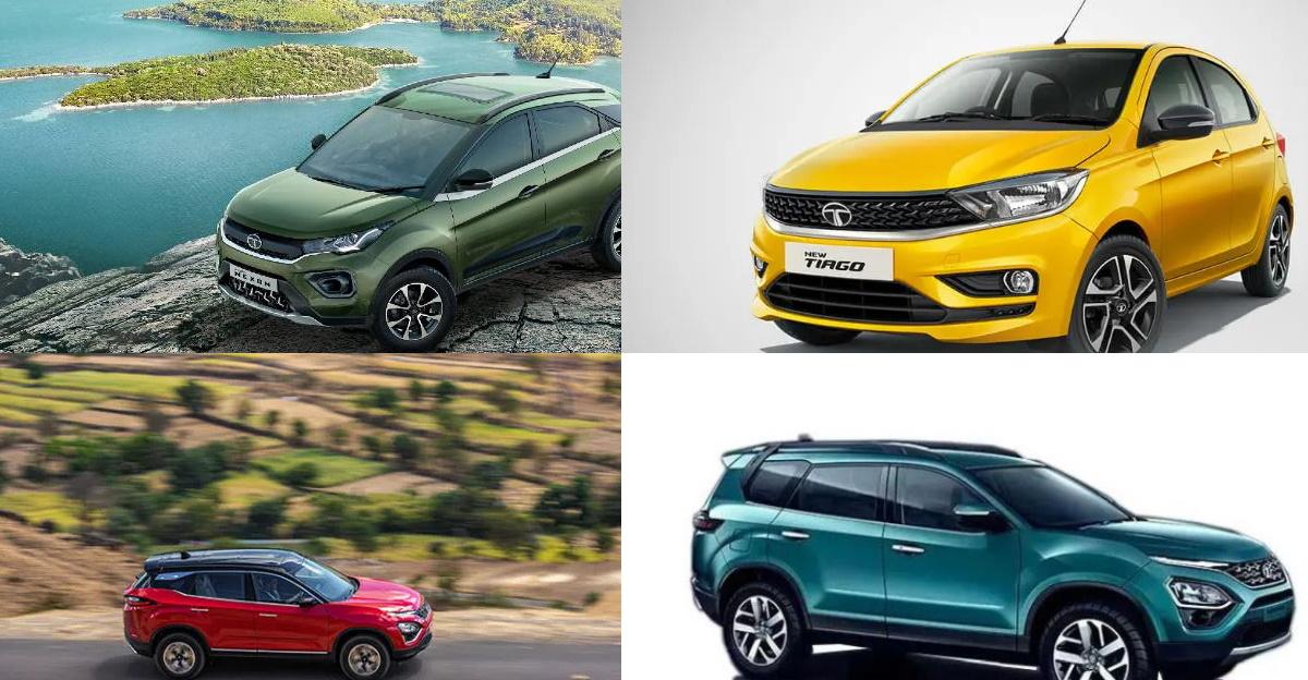 Tata Motors ने पिछले साल की तुलना में नवंबर 2020 में बिक्री दोगुनी की