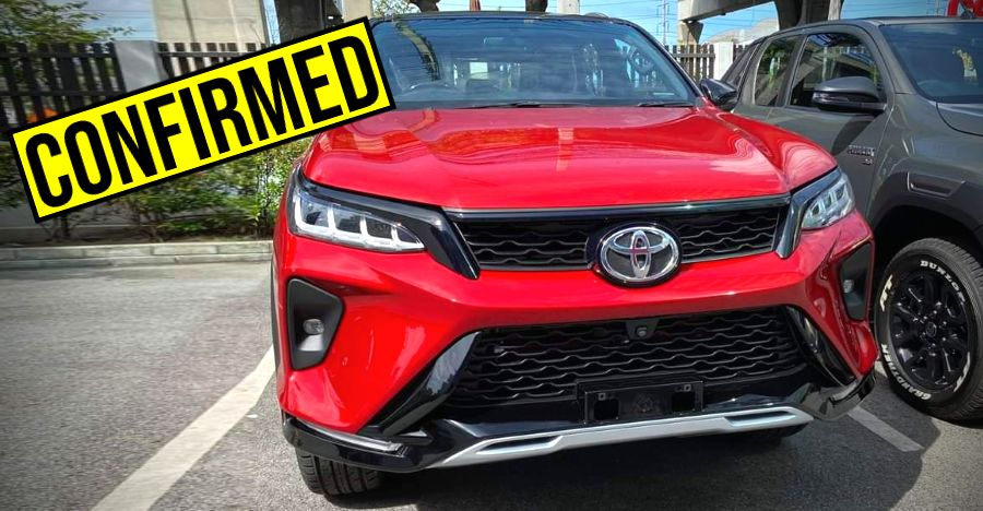 Toyota Fortuner Legender Luxury SUV को भारत में 2021 के मध्य में लॉन्च किया जाएगा