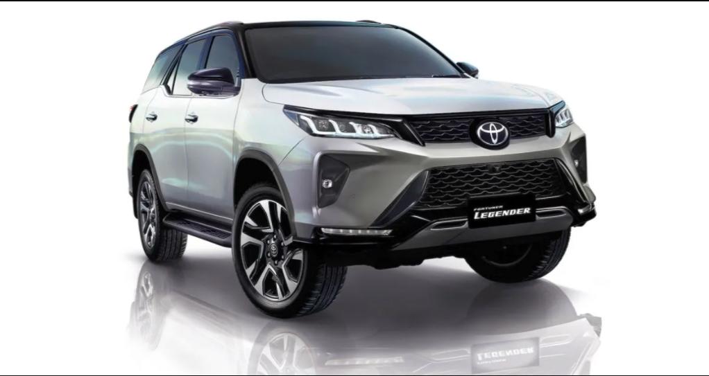 6 जनवरी 2021 को लॉन्च होने वाली फेसलिफ्ट Toyota Fortuner लग्जरी एसयूवी