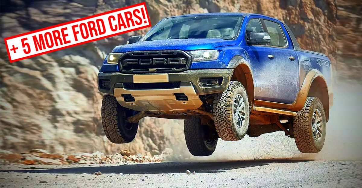 Ford ने 2021 में भारत में 6 नई कारों को लॉन्च करेगा
