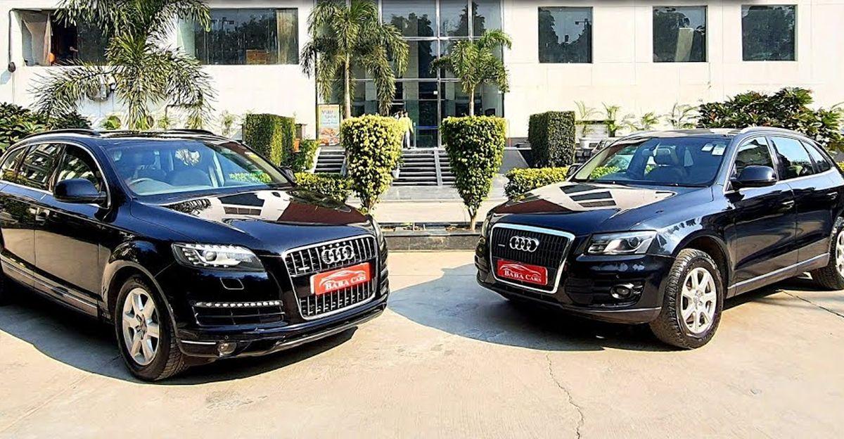 Luxurious, Used Audi SUV भारत में बिक्री के लिए