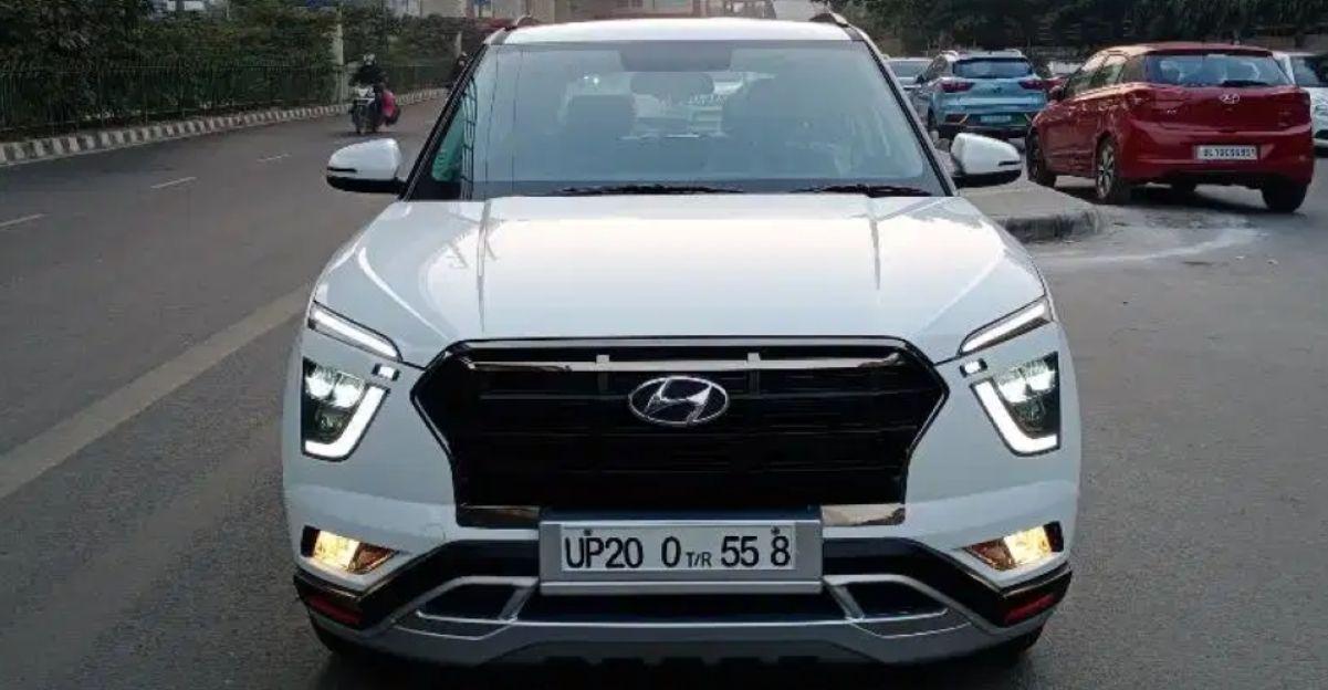 बिक्री के लिए 3 लगभग-नए 2020 Hyundai Creta SUVs, उनके ओडोमीटर पर 5,000 किमी से कम के साथ