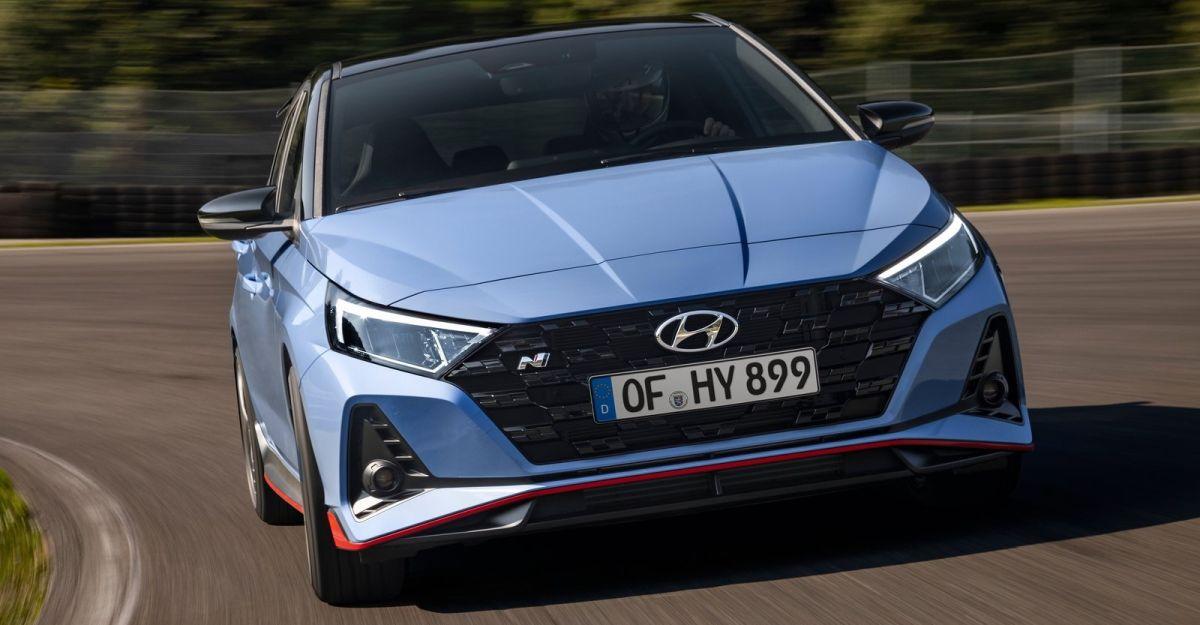 201 Bhp Hyundai i20 उच्च प्रदर्शन हैचबैक भारत के लिए तैयार है
