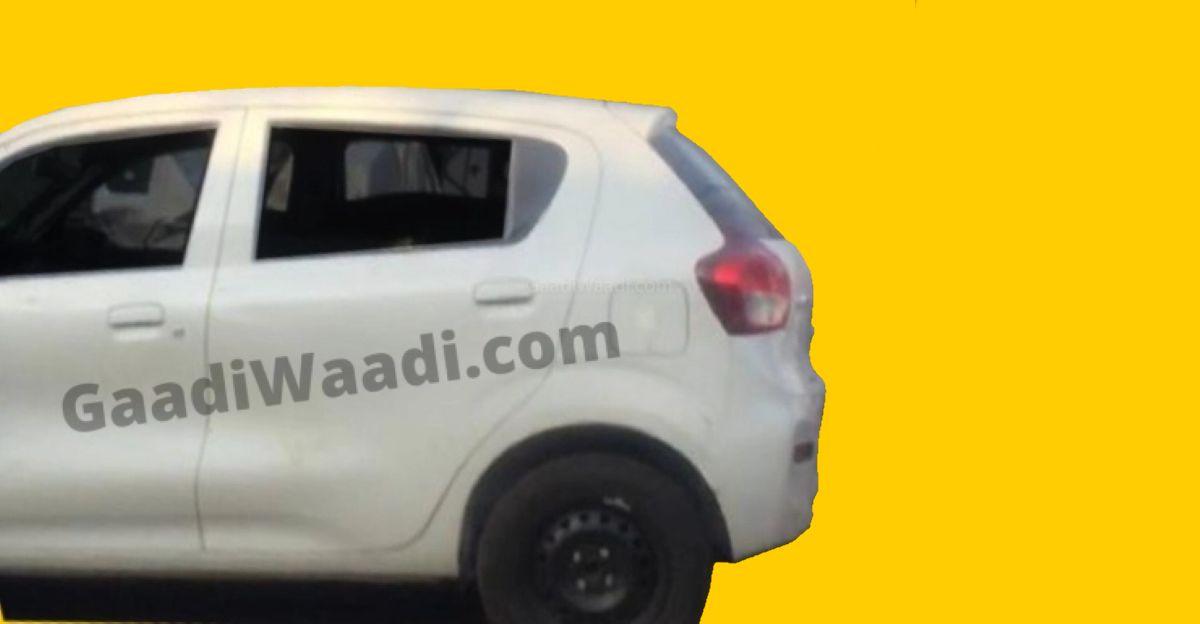 All-new 2021 Maruti Suzuki Celerio भारतीय सड़कों पर [Spied]