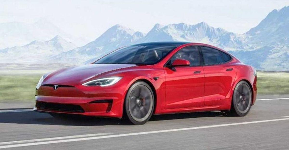 2021 Tesla Model S दुनिया की सबसे तेज गति से चलने वाली प्रोडक्शन कार है