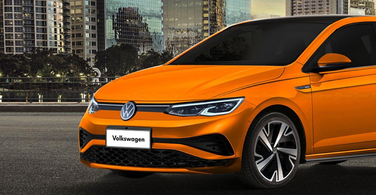 अगली पीढ़ी का Volkswagen Polo: रेंडर दिखाता है कि यह कैसा दिख सकता है
