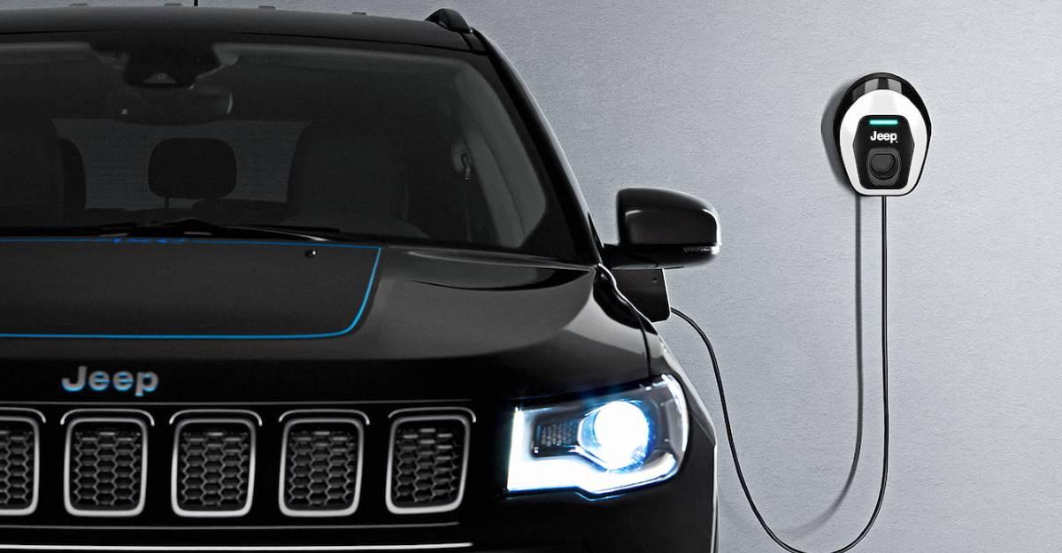 Jeep Compass Hybrid भारत-लॉन्च के लिए तैयार
