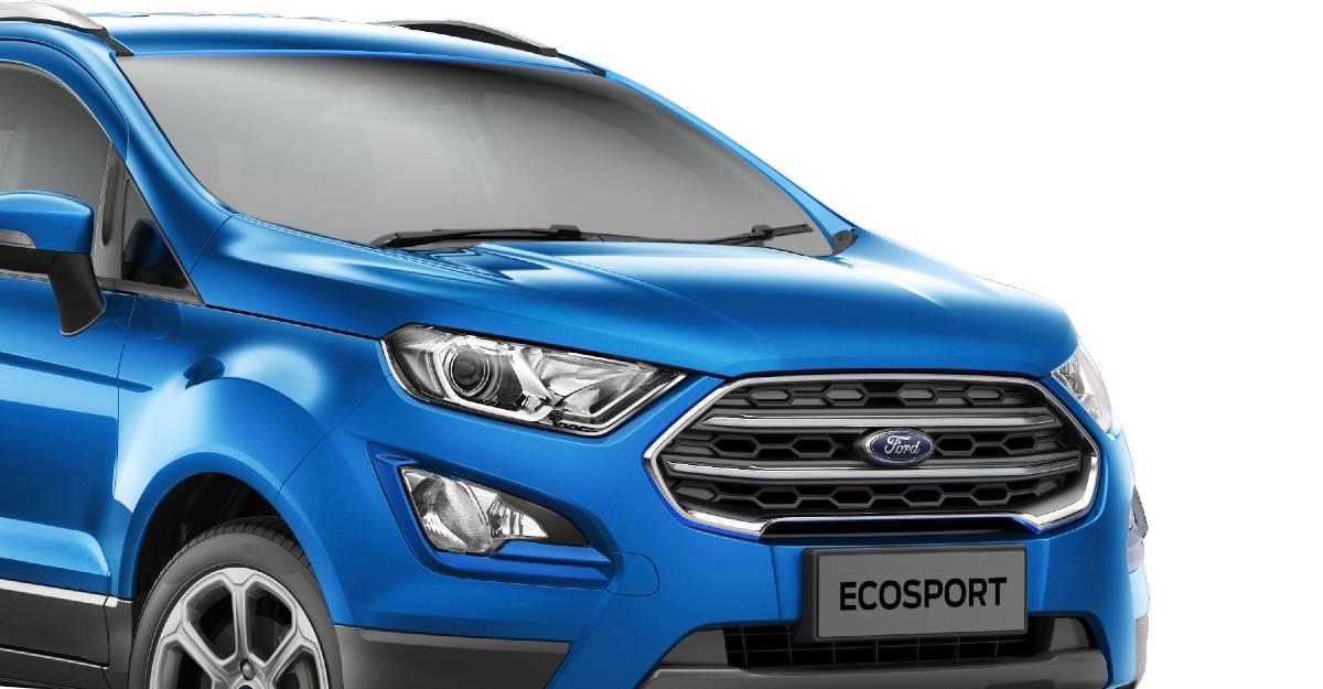 2021 Ford EcoSport को सनरूफ के साथ लॉन्च किया गया, जिसकी कीमतें 35,000 रुपये से कम हैं