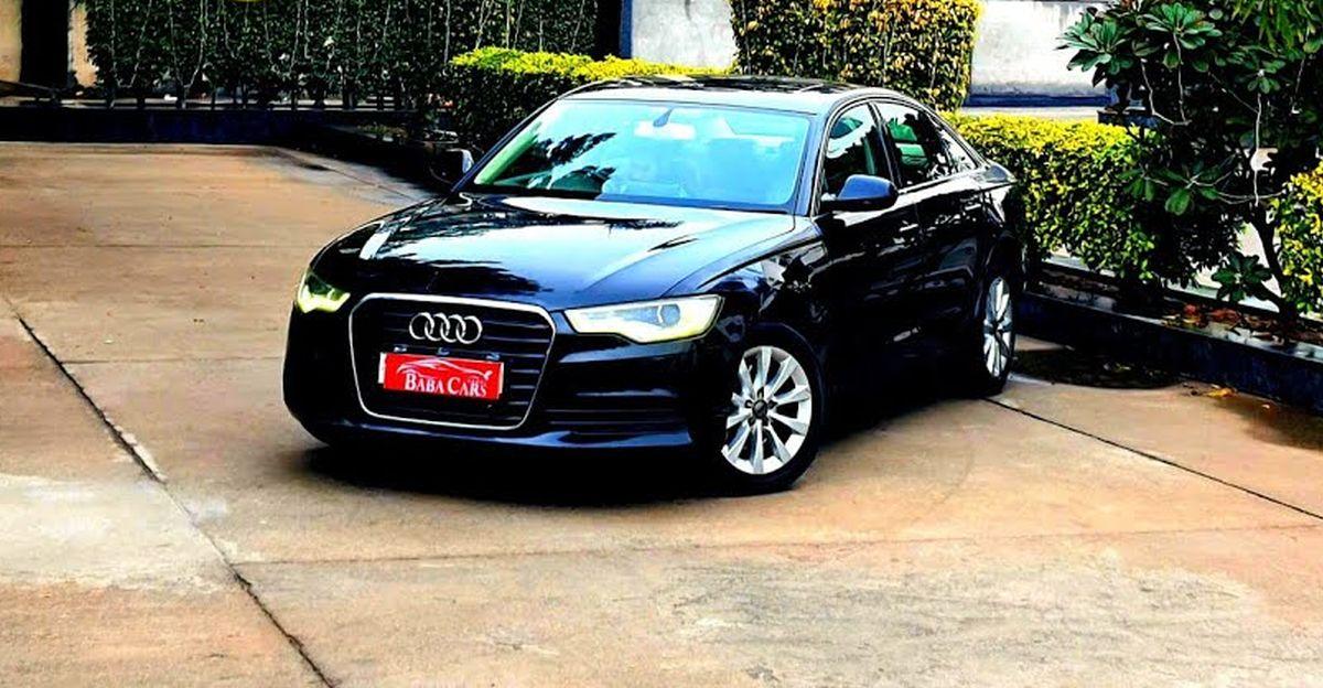 3 अच्छी तरह से रखी Audi लक्जरी सेडान कॉम्पैक्ट सेडान कीमतों पर बिक्री के लिए