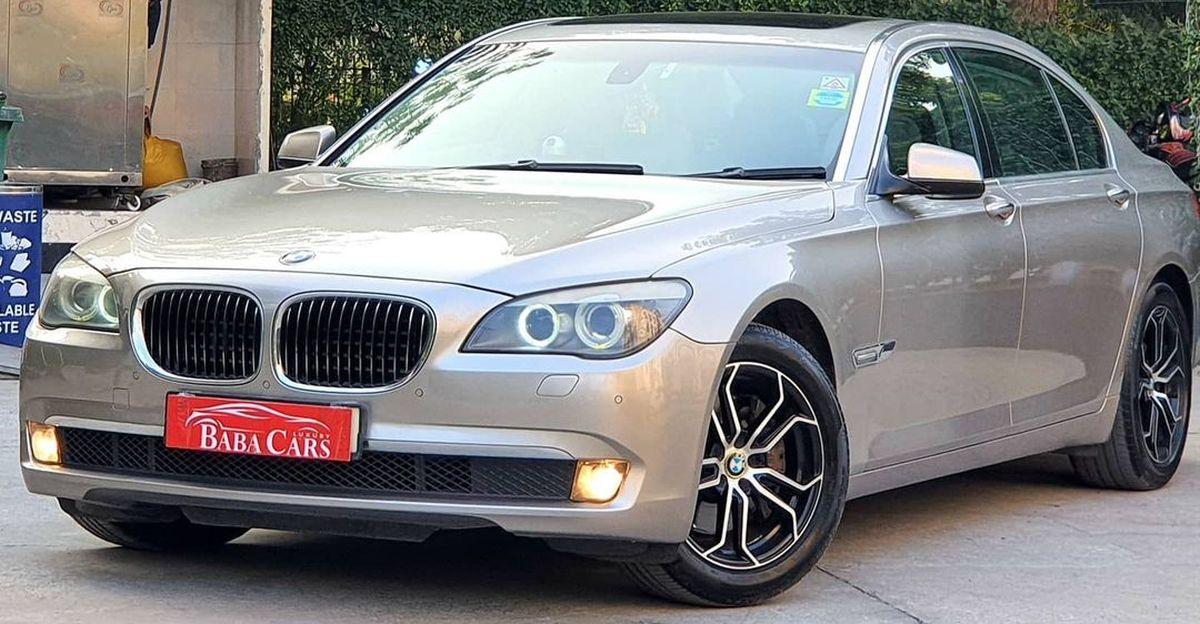 सुपर शानदार और शक्तिशाली BMW 7-सीरीज Used Sedan Honda City की कीमतों में