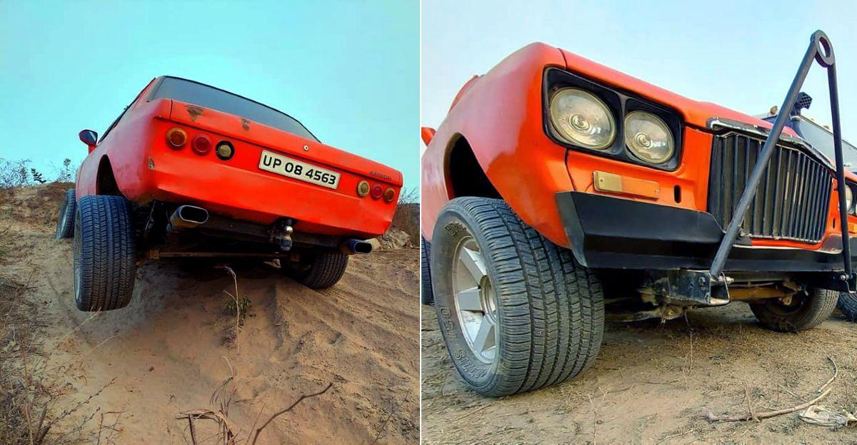 भारत का पहला Contessa 4X4 SUVs के साथ गंभीर खंडों पर डुबकी लगाता है