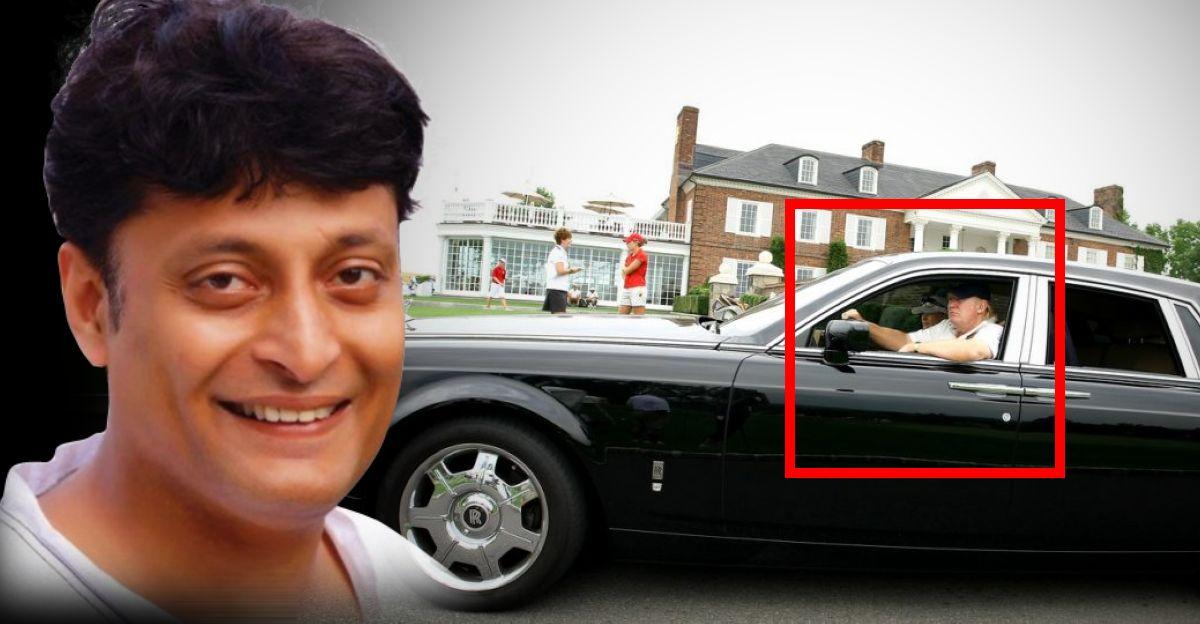 केरल के व्यवसायी Boby Chemmanur ने Donald Trump के Rolls Royce Phantom के लिए बोली लगाई