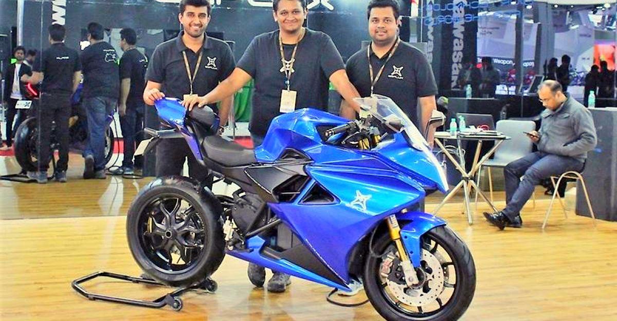 भारत की इलेक्ट्रिक मोटरसाइकिल: पूरी सूची