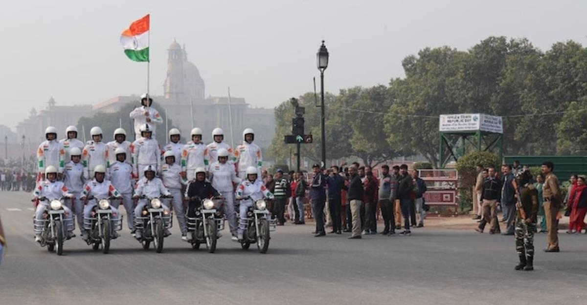 दिल्ली-एनसीआर में गणतंत्र दिवस के लिए यातायात विविधता: विवरण