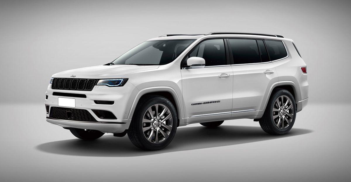 Jeep 2021 के मध्य में 7 सीट Compass SUV लॉन्च कर सकती है