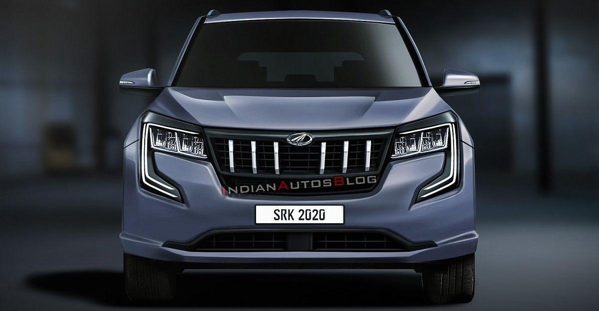 All-new Mahindra XUV500 को माइल्ड हाइब्रिड मिलने वाली है