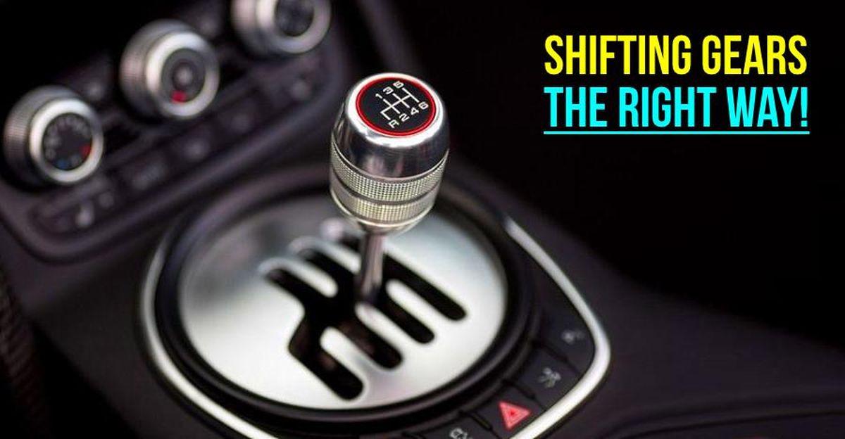 मैनुअल गियरबॉक्स से लैस कार चलाते समय पांच सबसे बड़ी गलतियां लोग करते हैं