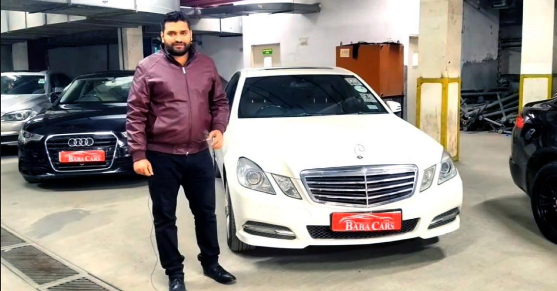 अच्छी तरह से Maintained, Pre-Owned Audi, BMW Jaguar और Mercedes-Benz लक्जरी कारें 7.25 लाख रुपये से शुरू