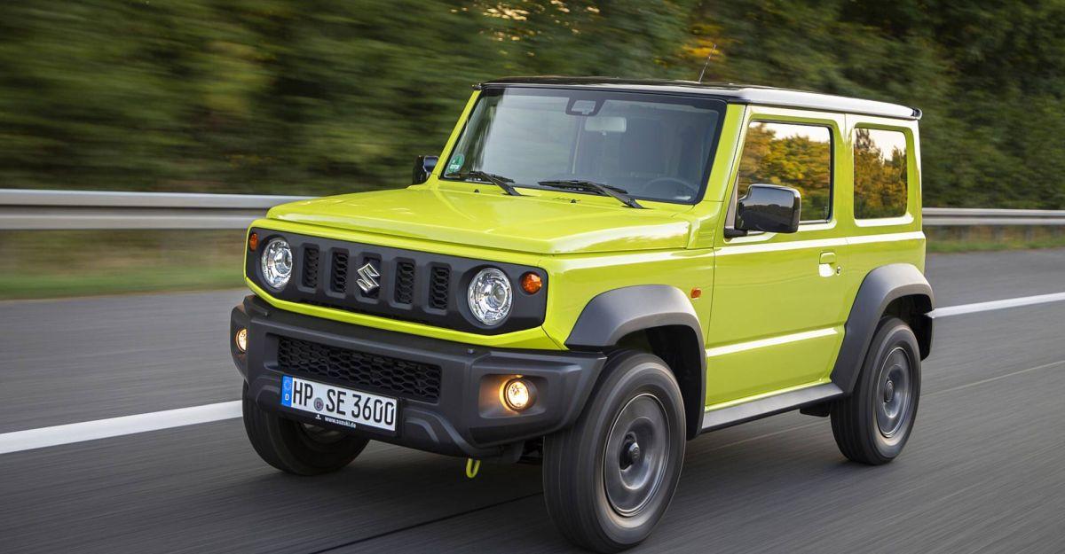 Maruti Suzuki जुलाई 2022 में भारत में Jimny लॉन्च करने के लिए