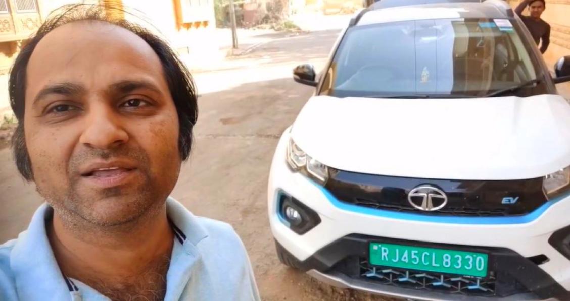 EV लंबी दूरी कैसे चलाएं: Nexon Electric SUV को भारत-पाकिस्तान सीमा तक पहुंचाने वाले शख्स बताते हैं