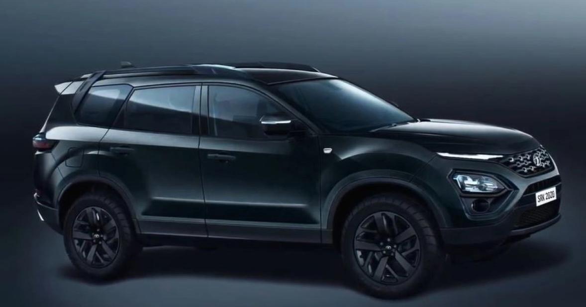 All-new Tata Safari Dark Edition: यह कैसा दिखेगा